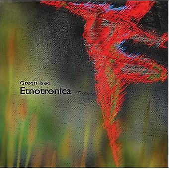 Green Isac - Etnotronica [CD] USA import
