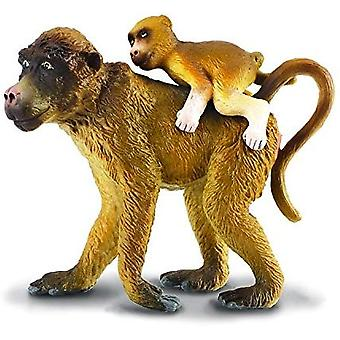 CollectA Baboon Female With Baby