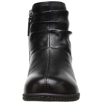 SoftWalk Womens Hanover Closed Toe Ankle Fashion Boots