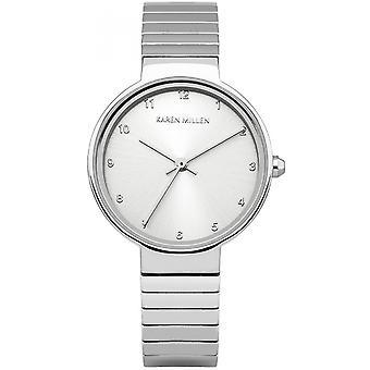 Karen Millen KM131SM - watch grey steel woman