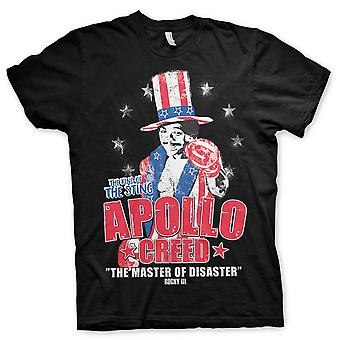 Apollo Creed Rocky Carl Weathers Official T-Shirt