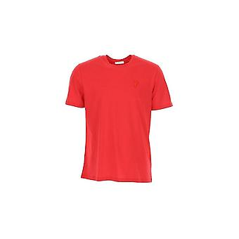Versace Collection Cotton Red T-shirt