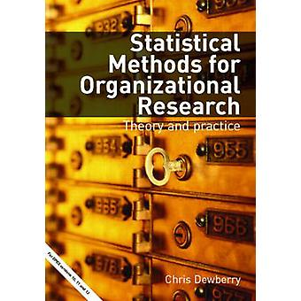 Tilastolliset menetelmät Dewberry & Chrisin organisaatiotutkimukseen