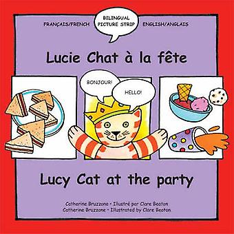 لوسي القط في الدردشة PartyLucy لا fete من قبل Bruzzone & كاترين