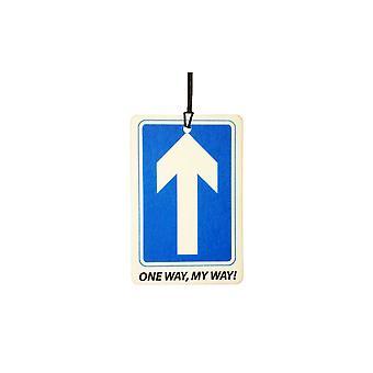 Én måde, min vej! Bil luftfriskere