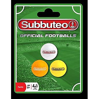Subbuteo Table Football Match Footballs