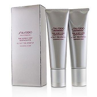 Shiseido O Tratamento do Couro cabeludo adenovital (afinando cabelo) 2x130g/4.4oz