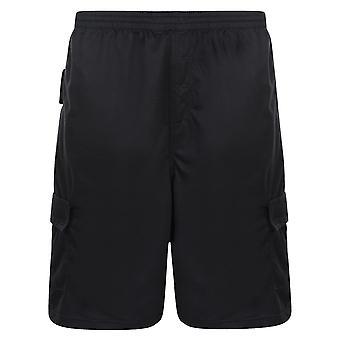 Kam Jersey Cargo Shorts