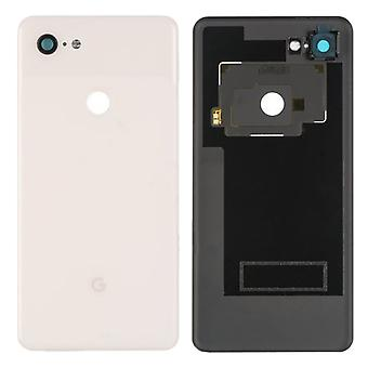 Google Battery Cover pour Pixel 3 XL Not Pink Battery Cover Spare Part Backcover Lid Battery