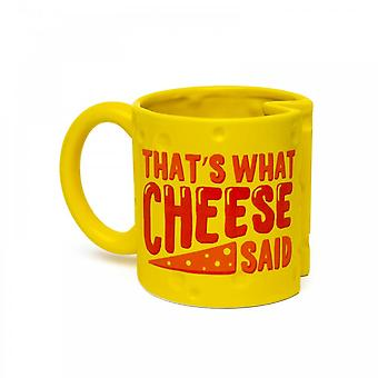 BigMouth Inc. Cheese Mug