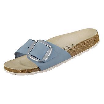 ビルケンシュッキー マドリード ビッグ バックル 1016427 ユニバーサル 夏の女性靴