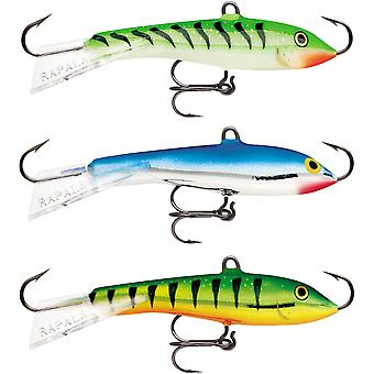 Rapala Jigging Rap W3 Fishing Lure