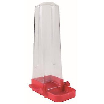 Trixie Bebedero cuadrado, 100 ml/13 cm (Birds , Feeders & Water Dispensers , For Cages)