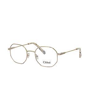 Chloe CE2149 780 óculos de ouro rosa