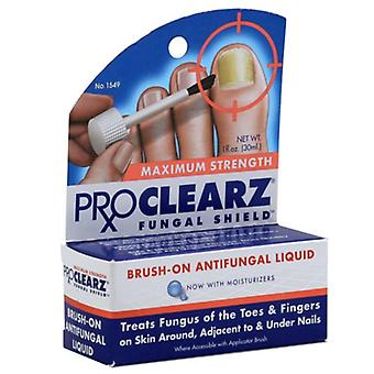 Prox clearz fungal shield brush-on antifungal liquid, 1 oz