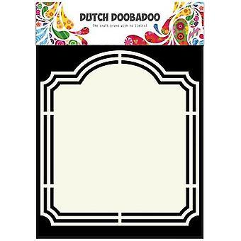 Niederländisch Doobadoo niederländische Form Kunst Rahmen Rahmen A5 470.713.146
