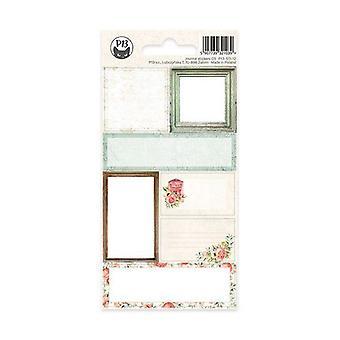Piatek13 - Sticker Sheet Journal 12 P13-STI-12