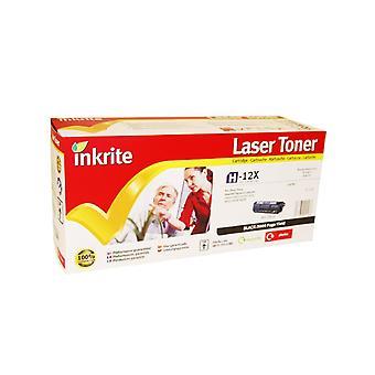 Inkrite Laser Toner Cartridge Compatible with HP 1010 Black (Hi-Cap)