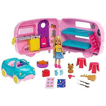 Barbie-Club Chelsea, Camper