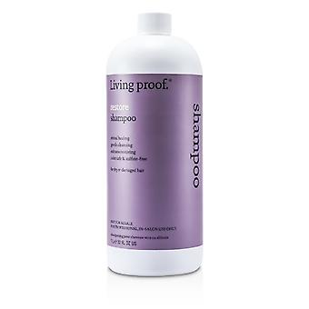 Living Proof Restore Shampoo - For Dry or Damaged Hair (Salon Product) 1000ml/32oz