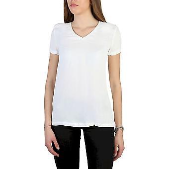 Armani Jeans - Vaatetus - T-paidat - 3Y5H43_5NYFZ_1148 - Naiset - Valkoinen - 44