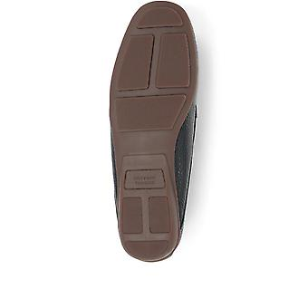 Jones 24-7 Womens Thalia Leather Mule Loafe