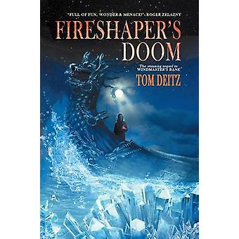 Fireshapers Doom David Sullivan 2 by Deitz & Tom