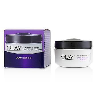 Olay Anti Wrinkle daglig förnyelse grädde - 50g/1,76 oz