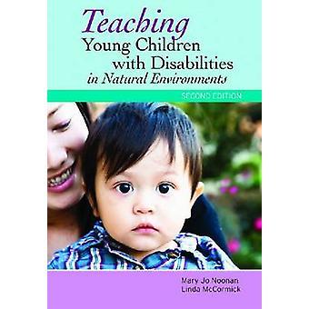 Undervisning små barn med funktionshinder i naturliga miljöer (2n
