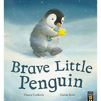 Brave Little Penguin door Tracey Corderoy - 9781848699595 Boek