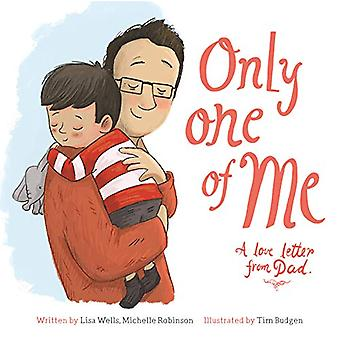 Only One of Me - Dad by Lisa Wells - 9781912654635 Book