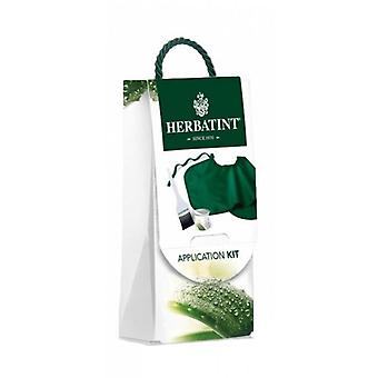 Herbatint Paint Kit (1 x measuring cup, brush, protection cape )