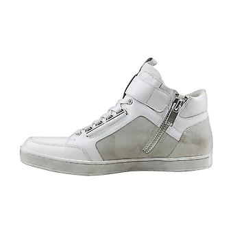 Kenneth Cole New York Mens Brand-y Hight Top Lace Up Fashion Sneakers