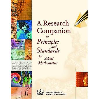 A Research Companion to Principles and Standards for School Mathemati