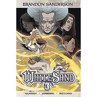 Brandon Sanderson's White Sand Volume 3 by Brandon Sanderson - 978152