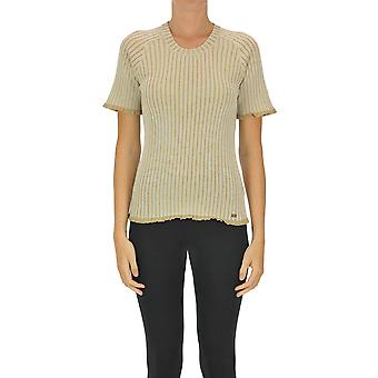 Nenette Ezgl266145 Women's Beige Viscose Sweater