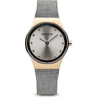 Bering - wristwatch - ladies - classic - gold glossy - 12924-SPE