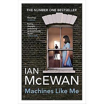 Machines Like Me by Ian McEwan - 9781529111255 Book