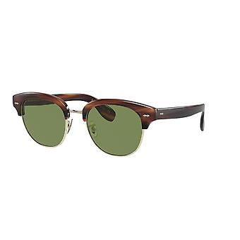 Oliver Peoples Cary Grant 2 Sön OV5436S 1679P1 Grant Sköldpadda / Jade polariserade solglasögon