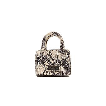 Women's Pompei Donatella Grey Handbag