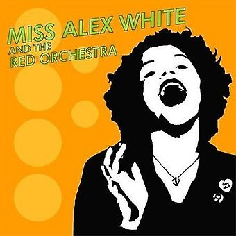 White, Miss Alex & the Red Orchestra - White Miss Alex & the Red Orchestra [CD] USA import