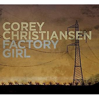Corey Christiansen - Factory Girl [CD] USA import
