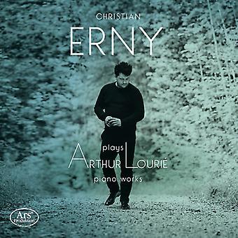 Lourie / Erny - Piano Works [SACD] USA import