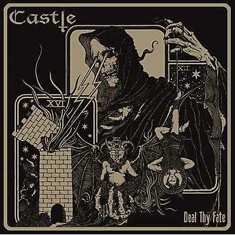 Castle - Deal Thy Fate [CD] USA import