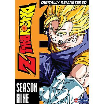 Dragon Ball Z: Importación de USA de la temporada 9 [DVD]