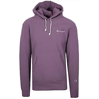 Champion Reverse Weave Lilac Hooded Sweatshirt