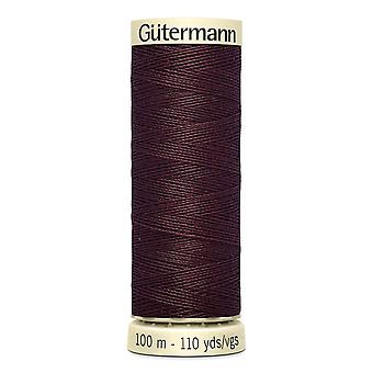 Gutermann Sew-all 100% Polyester Thread 100m Hand and Machine Colour Code  - 175
