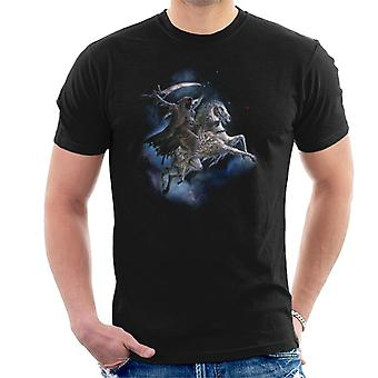 Alchemy Fourth Horseman Of The Apocalypse Men's T-Shirt