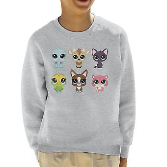 Littlest Pet Shop Pets Kid's Sweatshirt