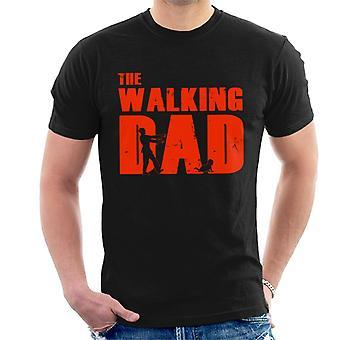 The Walking Dad The Walking Dead Men's T-Shirt